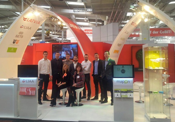 Sharing Our CeBIT 2013 Experience