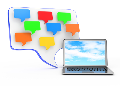 Online Surveys for Personal Communication in Emails