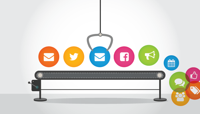 How Small Businesses Can Sync Marketing Automation with Social Media
