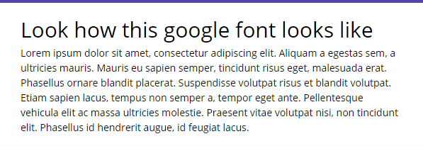 Grab Attention with Google Web Fonts in Email Newsletters
