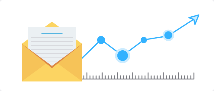 Email provides measurable results