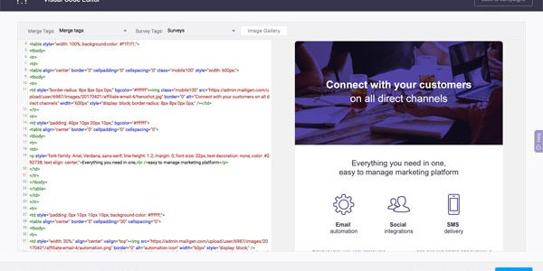Mailigen Platform Updates: Exclude Campaign Recipients, Visual Code Editor, New Automation IFs and More
