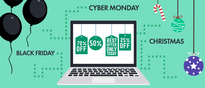 Start Your Engines – Black Friday and Cyber Monday Holiday Emails