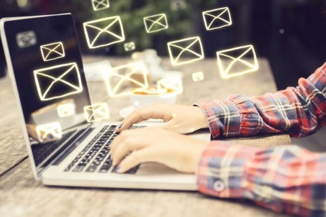 email strategy visualization