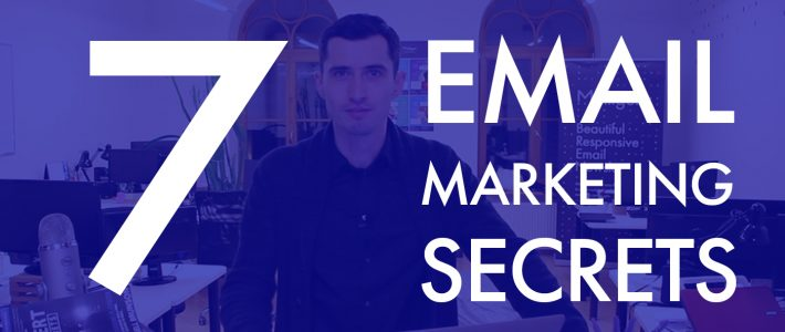 7 Secrets About Email Marketing [video]