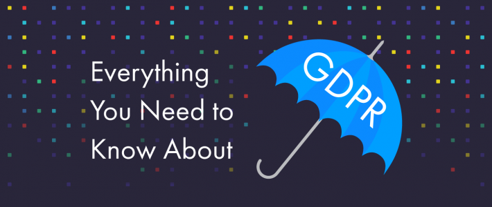 Everything You Need to Know About GDPR