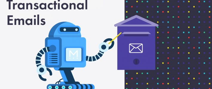 Transactional emails — personalization in email marketing
