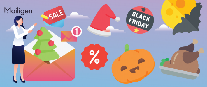 Holiday Email Templates & Samples To Send To Your Customers